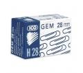 ICO Gemkapocs, 28 mm, 100 db