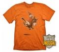 """DOTA 2 T-Shirt """"Wizard & Donkey + Ingame Code"""", L"""