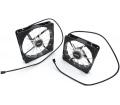 Nzxt FZ-200 Airflow Fan LED 200mm narancs