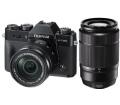 Fujifilm X-T20 XC16-50mm XC50-230mm OIS II fekete