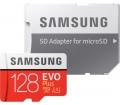 Samsung EVO Plus microSDXC UHS-III CL10 128GB + ad