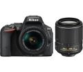 Nikon D5500 + AF-P 18-55 VR + 55-200 VR II kit