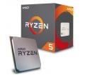 AMD Ryzen 5 2600X dobozos