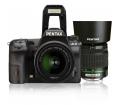 Pentax K-3 Fekete + DAL 18-55WR + DA 50-200WR