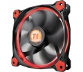 Thermaltake Riing 12, 120mm LED Piros