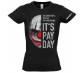 "Payday 2 Girlie  ""Dallas Mask"", L póló"