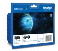 Brother LC1280XLBK Large Black Twin Pack