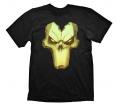 """Darksiders 2 póló """"Death Mask M"""