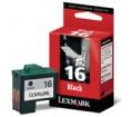 Lexmark 16 fekete