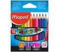 Maped Color Peps Mini 12 színű ceruzakészlet