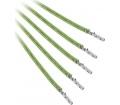 BitFenix Alchemy 2.0 5db modul. kábel 20cm v.zöld