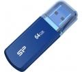 Silicon Power Helios 202 64GB kék