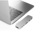 Hyperdrive DUO USB-C Hub MacBook Pro 13/15 ezüst