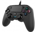 Bigben Nacon PS4 Wired Compact Controller fekete