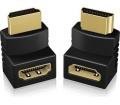 RaidSonic Icy Box 2 db HDMI elfordított adapter