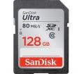Sandisk Ultra SDXC UHS-I 80MB/s 128GB