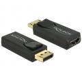 Delock Displayport 1.2 apa > HDMI anya 4K
