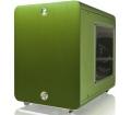 RAIJINTEK METIS Mini-ITX Zöld Ablakos