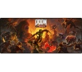 "Doom Eternal Oversized Mousepad ""Marauder"""