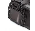 Kaiser LCD képernyővédő fólia, kristály tiszta 3.0