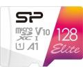 Silicon Power microSDXC Elite C10 U1 A1 V10 128GB