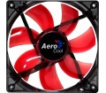 Aerocool Lightning piros 12cm