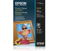 Epson fényes fotópapír 200 g/m² 10x15 cm 20 lap