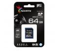 Adata Premier Pro SD 64GB (SDXC Class 10 UHS-I U3)