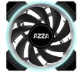 AZZA Hurricane RGB 120mm fekete