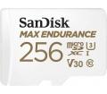 SanDisk Max Endurance microSDXC C10 U3 V30 256GB