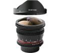 Samyang 8mm / T3.8 CSII HD VDSLR (Canon)