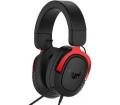 Asus TUF Gaming H3 piros