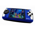 """Overmax BasicPlayer 2,5"""" 200 Játék Kék"""