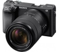 Sony α6400 + 18-135mm kit