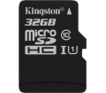 Kingston Canvas Select microSD 80MB/s 32GB