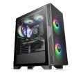 THERMALTAKE Versa T25 Tempered Glass Mid-Tower Cha