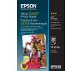Epson gazdaságos fényes fotópapír 10x15cm 20lap