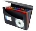 Viquel Rainbow Class 12 rekeszes harmonika mappa