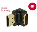 Delock HDMI with Ethernet – HDMI-A female > HDMI-A