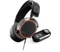 STEELSERIES Arctis Pro + GameDAC fekete