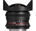 Samyang 8mm T3.8 VDLSR UMC Fish-eye CS II (Canon)