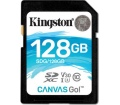 Kingston Canvas Go! SDXC 90/45MB/s 128GB