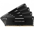 Corsair Vengeance LED DDR4 3200MHz 32GB Kit4 Fehér