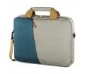 """HAMA notebook táska """"FLORENCE"""" 15,6""""  kék-szürke"""