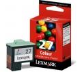 Lexmark #27 színes