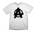 "Rage 2 T-Shirt ""Anarchy"" White, L"