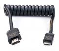 Atomos Mini HDMI - HDMI 4K60p 30cm kábel
