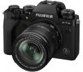 Fujifilm X-T4 fekete + 18-55mm f/2.8-4 R kit