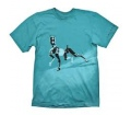 "Gaya Recore T-Shirt ""Mack Blue"", XL"