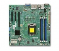 Supermicro Mother Board - Intel MBD-X10SLM+-F